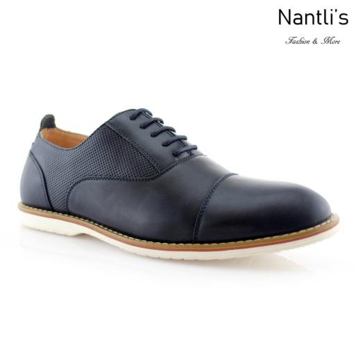Zapatos para Hombre FA-MARSHALL Blue Mayoreo Wholesale Men's Fashion Shoes Nantlis