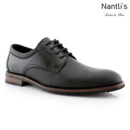 Zapatos para Hombre FA-MARTIN Black Mayoreo Wholesale Men's Fashion Shoes Nantlis