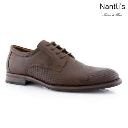 Zapatos para Hombre FA-MARTIN Brown Mayoreo Wholesale Men's Fashion Shoes Nantlis