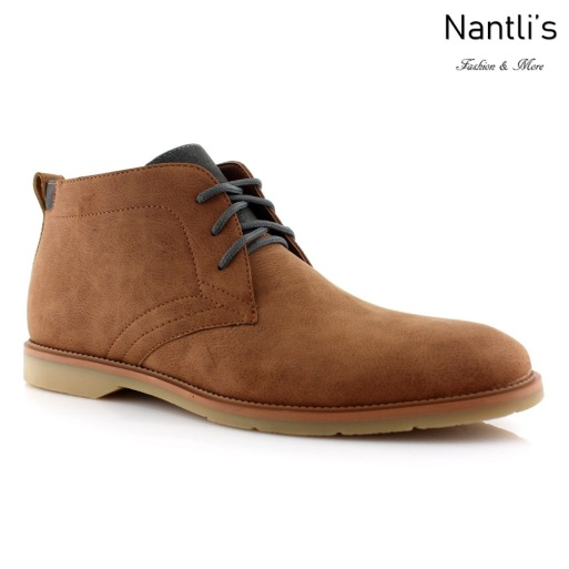 Zapatos para Hombre FA-Marvin Brown Mayoreo Wholesale Men's Fashion Shoes chukka Boots Nantlis