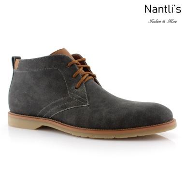 Zapatos para Hombre FA-Marvin Grey Mayoreo Wholesale Men's Fashion Shoes chukka Boots Nantlis