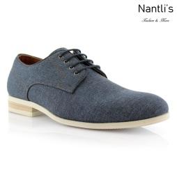 Zapatos para Hombre FA-NASH Blue Mayoreo Wholesale Men's Fashion Shoes Nantlis