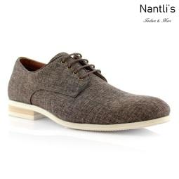 Zapatos para Hombre FA-NASH Brown Mayoreo Wholesale Men's Fashion Shoes Nantlis