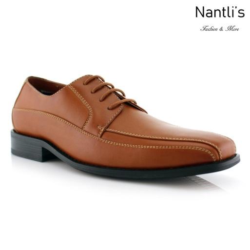 Zapatos para Hombre FA-NATHAN Brown Mayoreo Wholesale Men's Fashion Shoes Nantlis