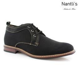 Zapatos para Hombre FA-NOAH Black Mayoreo Wholesale Mayoreo Wholesale Men's Fashion Shoes Chukka Boots Nantlis