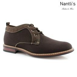 Zapatos para Hombre FA-NOAH dark Brown Mayoreo Wholesale Men's Fashion Shoes Chukka Boots Nantlis