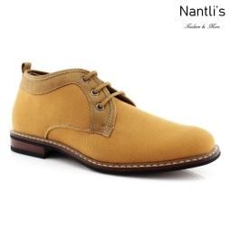 Zapatos para Hombre FA-NOAH Light Brown Mayoreo Wholesale Men's Fashion Shoes Chukka Boots Nantlis