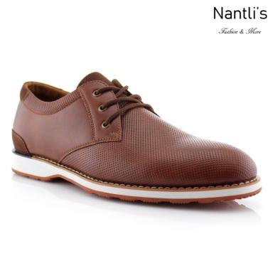 Zapatos para Hombre FA-NORRIS Brown Mayoreo Wholesale Men's Fashion Shoes Nantlis