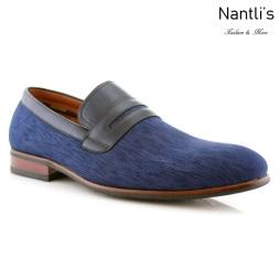 Zapatos para Hombre FA-OSO Blue Mayoreo Wholesale Men's Fashion Shoes Nantlis