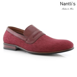 Zapatos para Hombre FA-OSO Red Mayoreo Wholesale Men's Fashion Shoes Nantlis