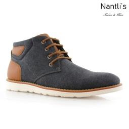 Zapatos para Hombre FA-OWEN Black Mayoreo Wholesale Men's Fashion Shoes hi-top Sneakers Nantlis