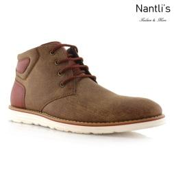Zapatos para Hombre FA-OWEN Brown Mayoreo Wholesale Men's Fashion Shoes hi-top Sneakers Nantlis