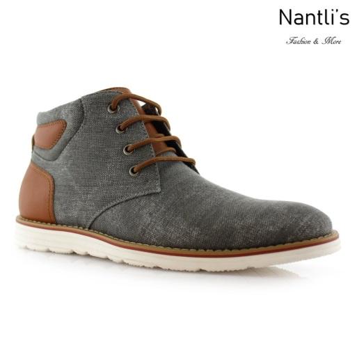 Zapatos para Hombre FA-OWEN Grey 828 Mayoreo Wholesale Men's Fashion Shoes hi-top Sneakers Nantlis