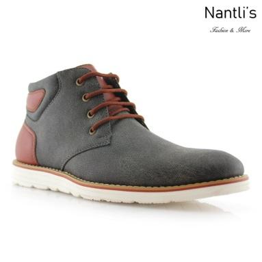 Zapatos para Hombre FA-OWEN Grey 829 Mayoreo Wholesale Men's Fashion Shoes hi-top Sneakers Nantlis