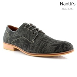 Zapatos para Hombre FA-PACO Black Mayoreo Wholesale Men's Fashion Shoes Nantlis