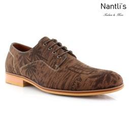 Zapatos para Hombre FA-PACO Brown Mayoreo Wholesale Men's Fashion Shoes Nantlis