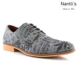 Zapatos para Hombre FA-PACO Grey Mayoreo Wholesale Men's Fashion Shoes Nantlis