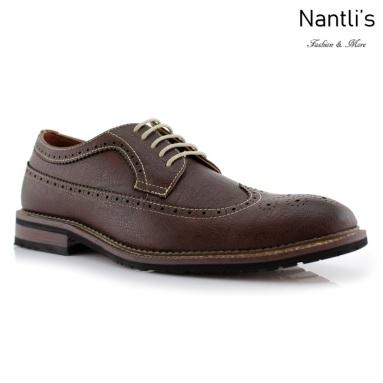 Zapatos para Hombre FA-PHILLIP Brown Mayoreo Wholesale Men's Fashion Shoes Nantlis