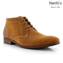 Zapatos para Hombre FA-RAYMOND Light Brown Mayoreo Wholesale Men's Fashion Shoes Chukka Boots Nantlis