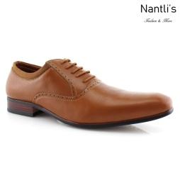 Zapatos para Hombre FA-RICHARD Brown Mayoreo Wholesale Men's Fashion Shoes Nantlis