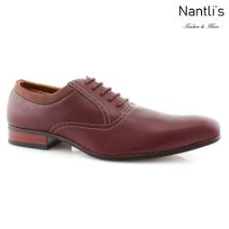 Zapatos para Hombre FA-RICHARD Red Mayoreo Wholesale Men's Fashion Shoes Nantlis