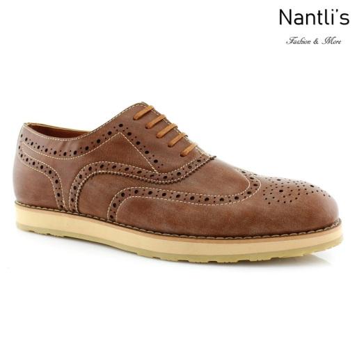 Zapatos para Hombre FA-ROGER Brown Mayoreo Wholesale Men's Fashion Shoes Nantlis