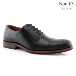 Zapatos para Hombre FA-SAM Black Mayoreo Wholesale Men's Fashion Shoes Nantlis