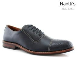 Zapatos para Hombre FA-SAM Blue Mayoreo Wholesale Men's Fashion Shoes Nantlis