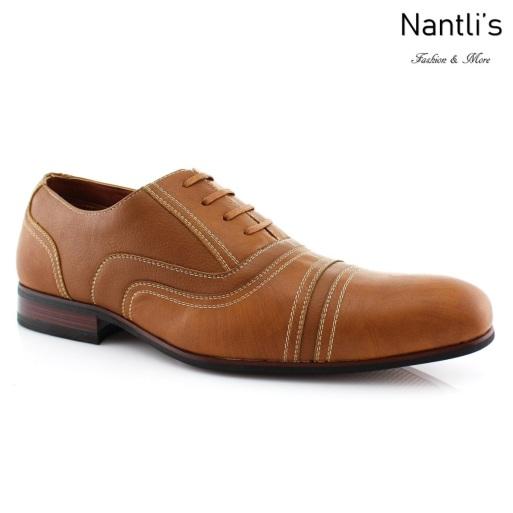 Zapatos para Hombre FA-SERGIO Brown Mayoreo Wholesale Men's Fashion Shoes Nantlis