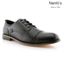 Zapatos para Hombre FA-SHANE Black Mayoreo Wholesale Men's Fashion Shoes Nantlis