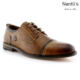 Zapatos para Hombre FA-SHANE Brown Mayoreo Wholesale Men's Fashion Shoes Nantlis