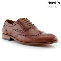 Zapatos para Hombre FA-SHELTON Brown Mayoreo Wholesale Men's Fashion Shoes Nantlis