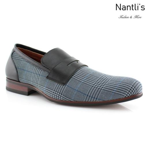 Zapatos para Hombre FA-SIDNEY Black Mayoreo Wholesale Men's Fashion Shoes Nantlis