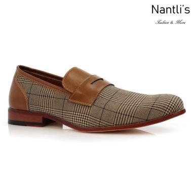 Zapatos para Hombre FA-SIDNEY Brown Mayoreo Wholesale Men's Fashion Shoes Nantlis