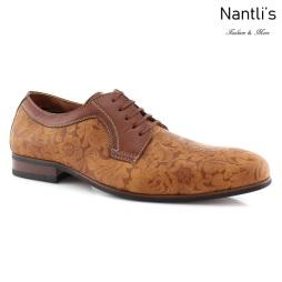 Zapatos para Hombre FA-SILAS Light Brown Mayoreo Wholesale Men's Fashion Shoes Nantlis