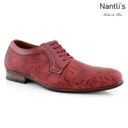 Zapatos para Hombre FA-SILAS Red Mayoreo Wholesale Men's Fashion Shoes Nantlis
