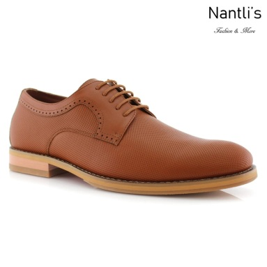 Zapatos para Hombre FA-SMITH Brown Mayoreo Wholesale Men's Fashion Shoes Nantlis