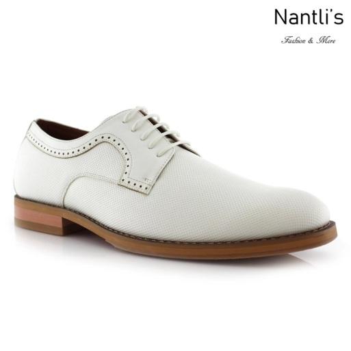 Zapatos para Hombre FA-SMITH White Mayoreo Wholesale Men's Fashion Shoes Nantlis