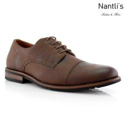 Zapatos para Hombre FA-SPENCER Brown Mayoreo Wholesale Men's Fashion Shoes Nantlis