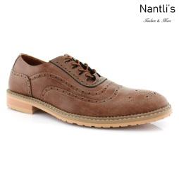 Zapatos para Hombre FA-TIMOTHY Brown Mayoreo Wholesale 672 Men's Fashion Shoes Nantlis