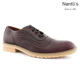 Zapatos para Hombre FA-TIMOTHY Brown 673 Mayoreo Wholesale Men's Fashion Shoes Nantlis