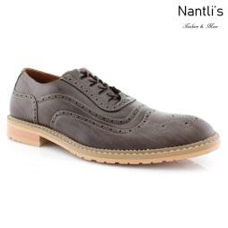 Zapatos para Hombre FA-TIMOTHY Grey Mayoreo Wholesale Men's Fashion Shoes Nantlis