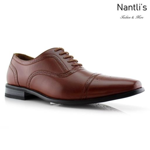 Zapatos para Hombre FA-TODD Brown Mayoreo Wholesale Men's Fashion Shoes Nantlis