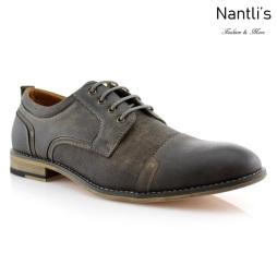 Zapatos para Hombre FA-TREVOR Black Mayoreo Wholesale Men's Fashion Shoes Nantlis