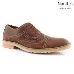 Zapatos para Hombre FA-XAVIER Brown 572 Mayoreo Wholesale Men's Fashion Shoes Nantlis