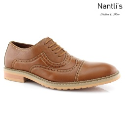 Zapatos para Hombre FA-XAVIER Brown 626 Mayoreo Wholesale Men's Fashion Shoes Nantlis