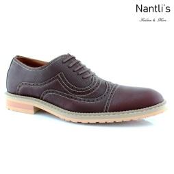 Zapatos para Hombre FA-XAVIER Red Mayoreo Wholesale Men's Fashion Shoes Nantlis