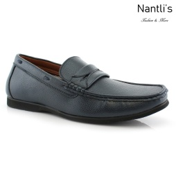 Zapatos para Hombre PF-CADEN Blue Mayoreo Wholesale Men's Fashion Shoes Nantlis