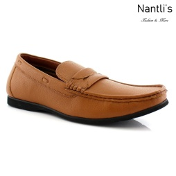 Zapatos para Hombre PF-CADEN Brown Mayoreo Wholesale Men's Fashion Shoes Nantlis