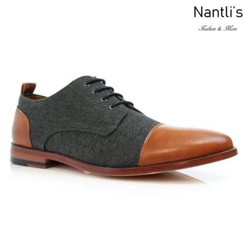 Zapatos para Hombre PF-CLIFFORD Brown Mayoreo Wholesale Men's Fashion Shoes Nantlis